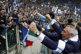 Болельщики «Лацио» оскорбили игрока «Ромы» расизмом
