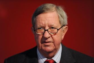 Президент «Арсенала» Питер Хилл-Вуд к старости совсем сдал