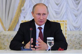 Владимир Путин обсудил рекомендации «бизнес-20» к саммиту G20 в Санкт-Петербурге