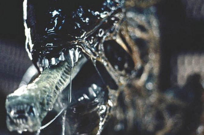 Кадр из фильма «Чужой» (1979)