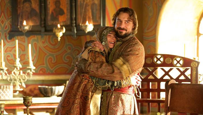 Сцена из сериала «Софья»