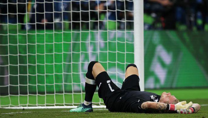 Лорис Кариус винит себя в поражении «Ливерпуля» в финале Лиги чемпионов
