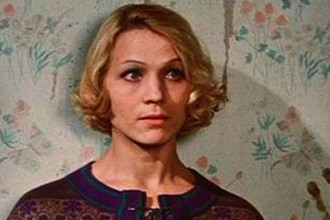 Нина Русланова в фильме «Афоня» (1975)