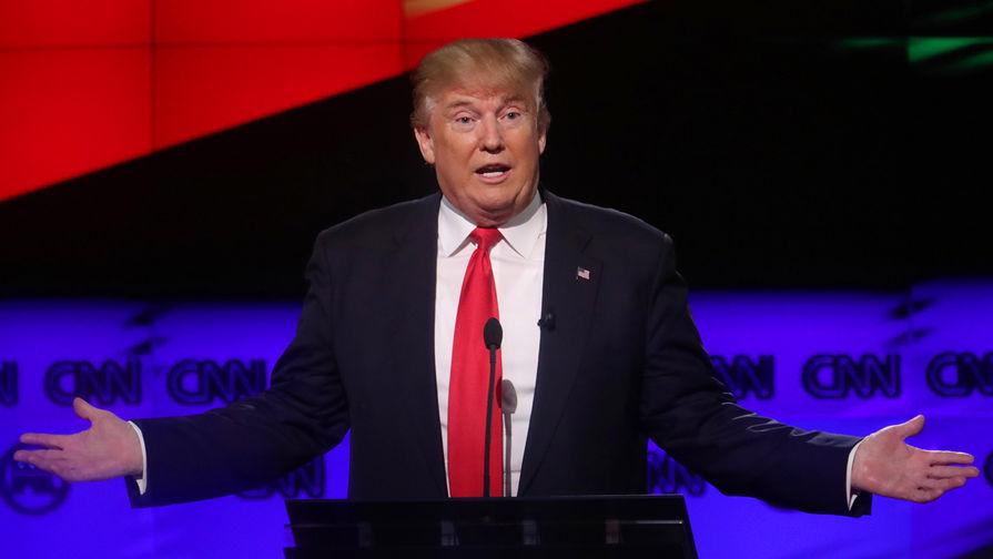 """Трамп: КНР и США предстоит пройти """"долгий путь"""""""