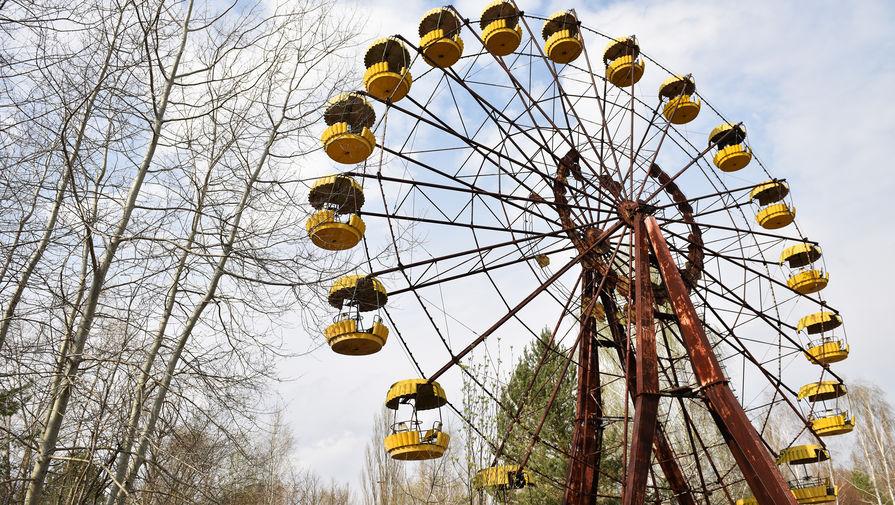 Опасный радиоактивный объект обнаружили в Чернобыльской зоне