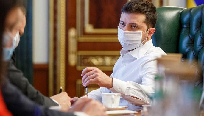 «У меня 37,5»: Зеленский рассказал о заболевании коронавирусом