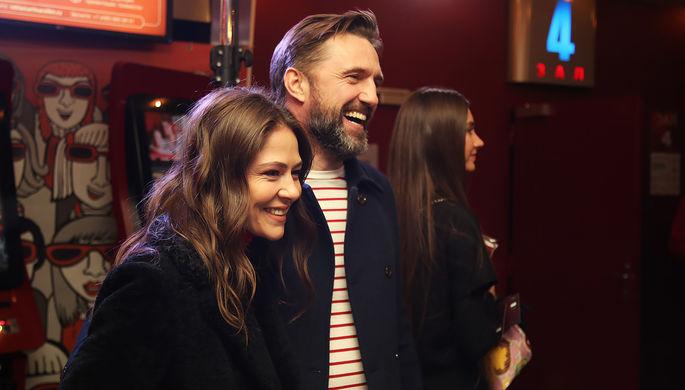 Владимир Вдовиченков и Елена Лядова в кадре из фильма «Левиафан» (2014)