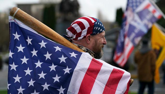 Gallup: рекордные 77% американцев плохо относятся к России