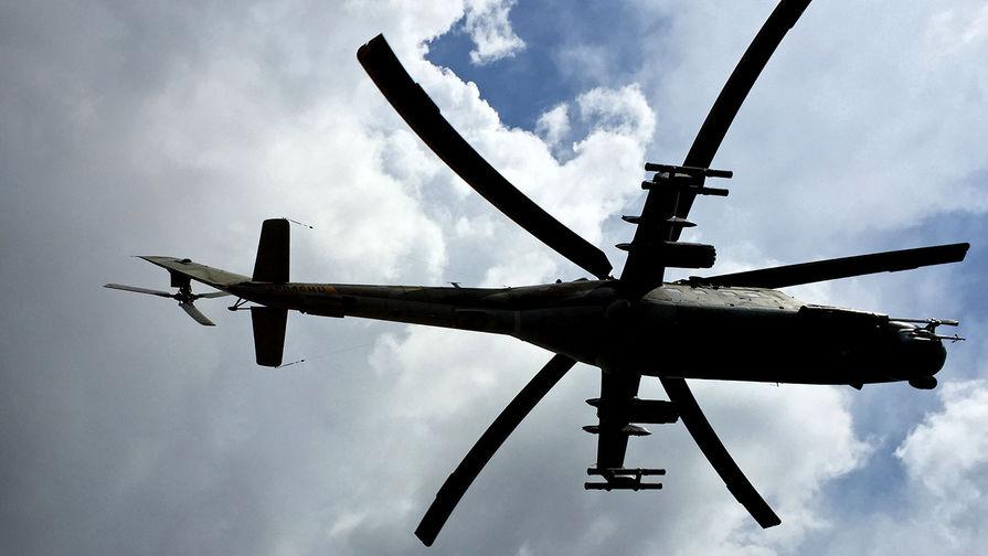 Вертолеты России провели учения в Таджикистане на фоне обострения ситуации в Афганистане