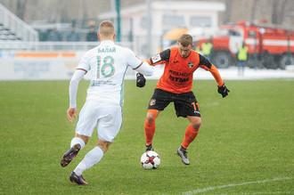 «Терек» примет на своем поле «Урал» в матче чемпионата России по футболу