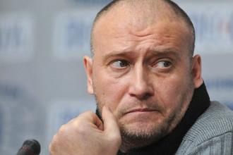 Националист Дмитрий Ярош
