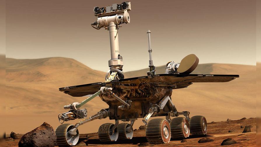 NASA объявило о конце 15-летней миссии марсохода Opportunity