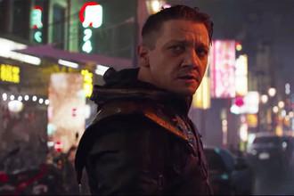 Кадр из фильма «Мстители: Финал» (2019)