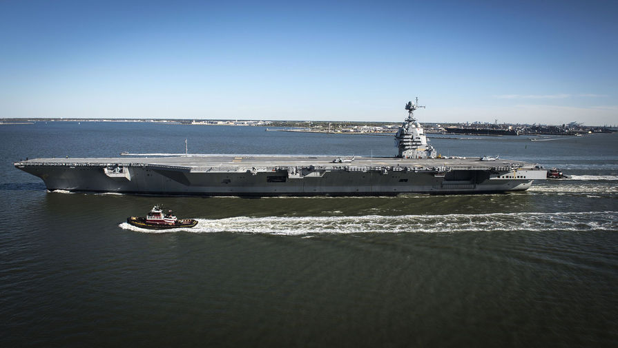 Новый канал: как авианосцы США проникнут в Черное море