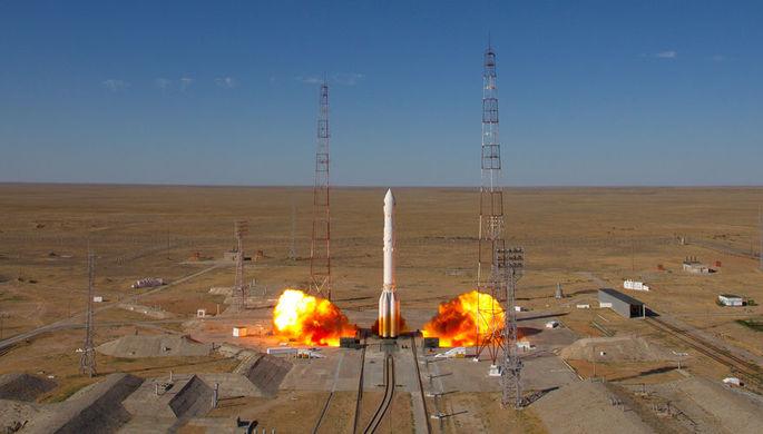Запуск российско-германской космической обсерватории «Спектр-РГ»