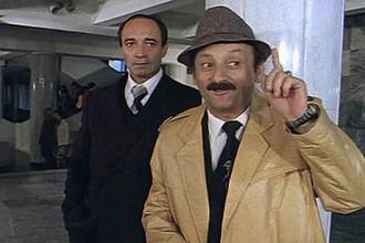 Семен Фарада в фильме «Чародеи» (1982)