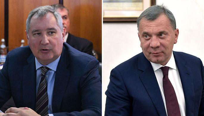 «Одни строят, другие- критикуют»: Рогозин поспорил с начальством