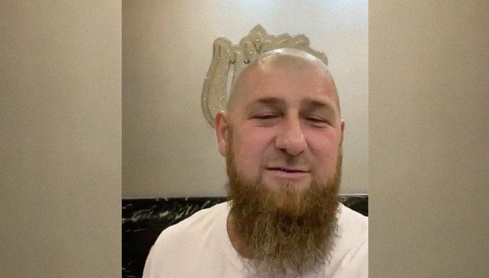 «Как делали предки»: почему Кадыров побрился налысо