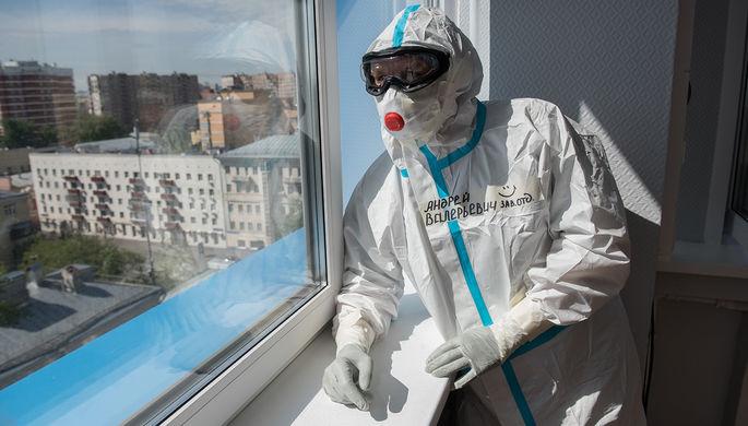 Менее 9 тыс. случаев: хроника борьбы с пандемией в России