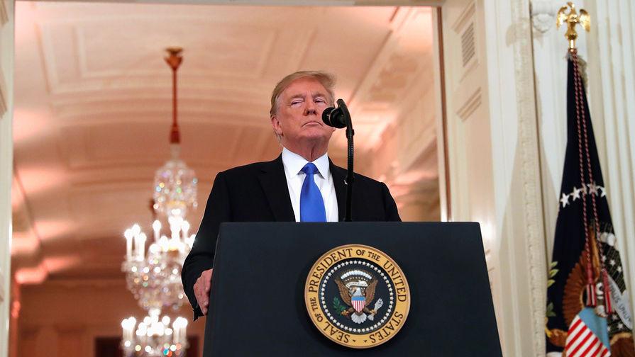 Трамп заявил о наступлении депрессии в случае победы демократов