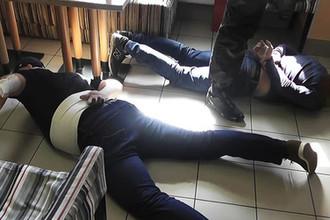 ФСБ поймала контрабандиста-украинца с патронами