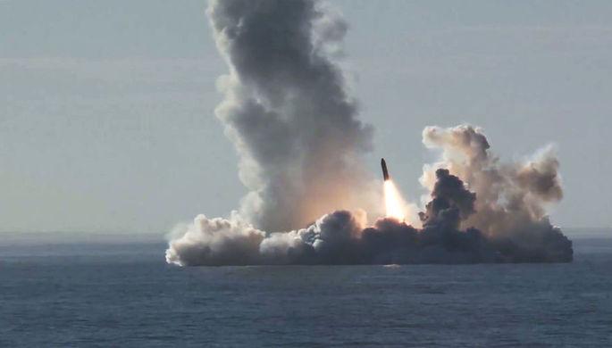 «Превью конца цивилизации»: в США отметили пуск ракет «Булава»