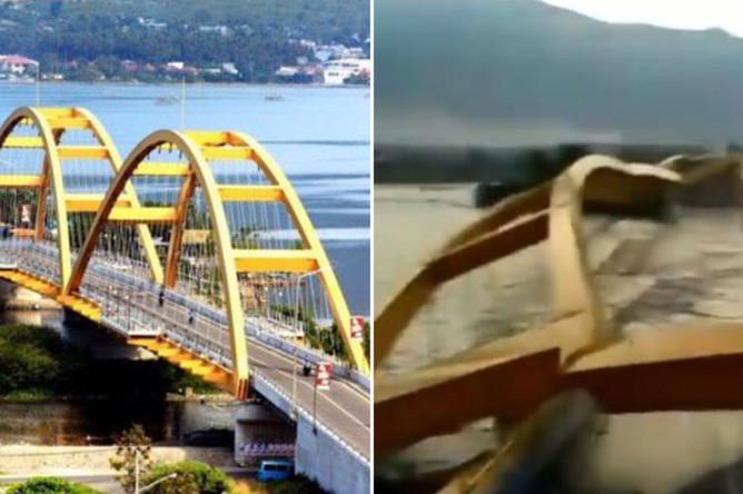 Последствия землетрясения и цунами в Сулавеси, Индонезия, 29 сентября 2018 года