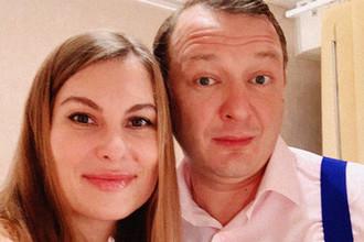 Елизавета и Марат Башаровы, фотография из инстаграма