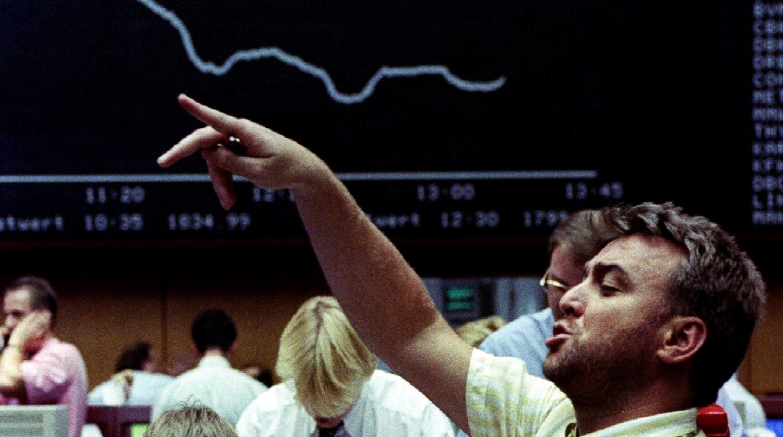 Российский рынок акций корректируется вверх