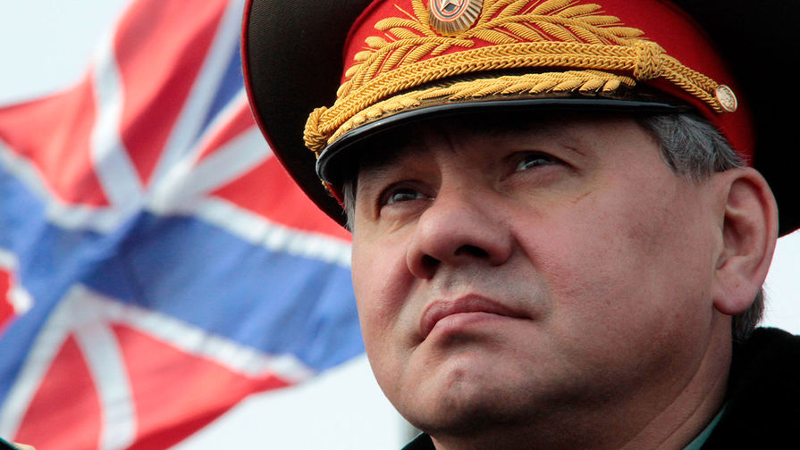 «Даже думать не хочется об этом»: Шойгу о войне с Украиной