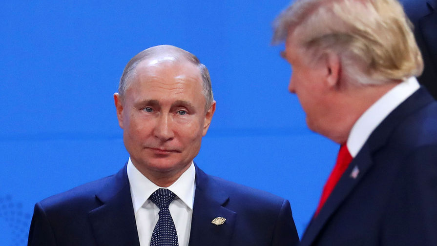 Песков: Путин и Трамп обсуждали отправку самолета РФ в США с медоборудованием