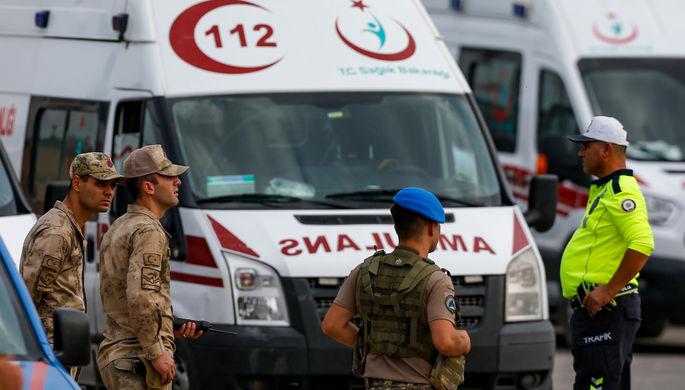 Семь погибших: в Турции разбился самолет-разведчик