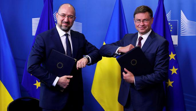 Крупнейший транш: Киев получит от Евросоюза €1,2 млрд