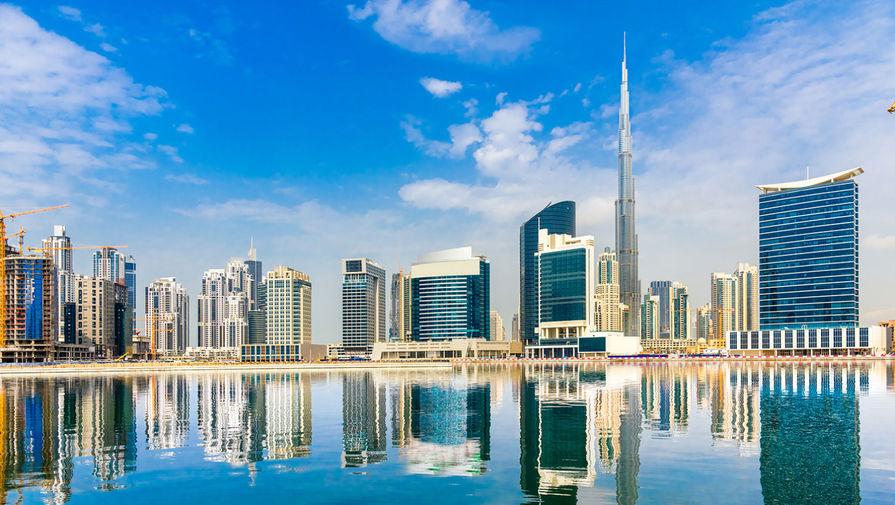 6. Дубай
