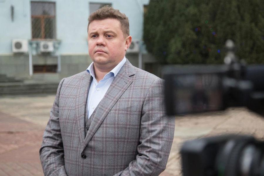 Бывший вице-премьер Крыма Евгений Кабанов