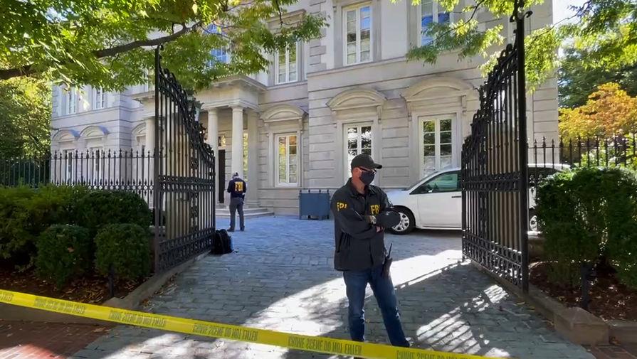 NBC назвал возможную причину обысков в доме Дерипаски в Вашингтоне