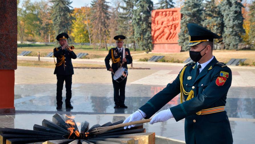 Без контракта с «Газпромом». Почему в Молдавии погасили Вечный огонь
