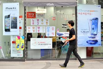 Южная Корея запретила продажу планшетных компьютеров и смартфонов Apple и Samsung