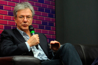 Александр Галицкий, основатель и управляющий партнер фонда Almaz Capital Partners