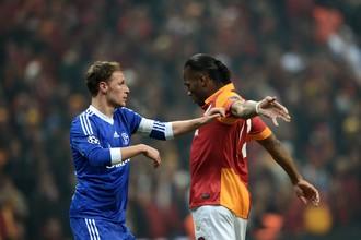 Участие Дрогба в первом матче «Шальке» поставил под сомнение
