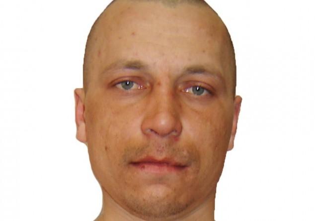 Александр Рыбаков, осужденный по статье 105, часть 2 (убийство) УК РФ, сбежавший из исправительной колонии №19 под Иркутском.