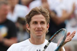 Игорь Андреев уходит из большого тенниса