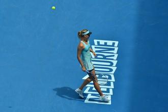 Из всех россиян, игравших в субботу матчи третьего круга Australian Open, лишь Мария Шарапова одержала победу