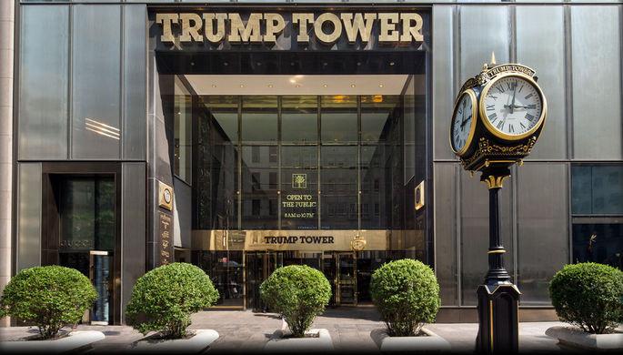 Один из самых амбициозных проектов Трампа — Trump Tower