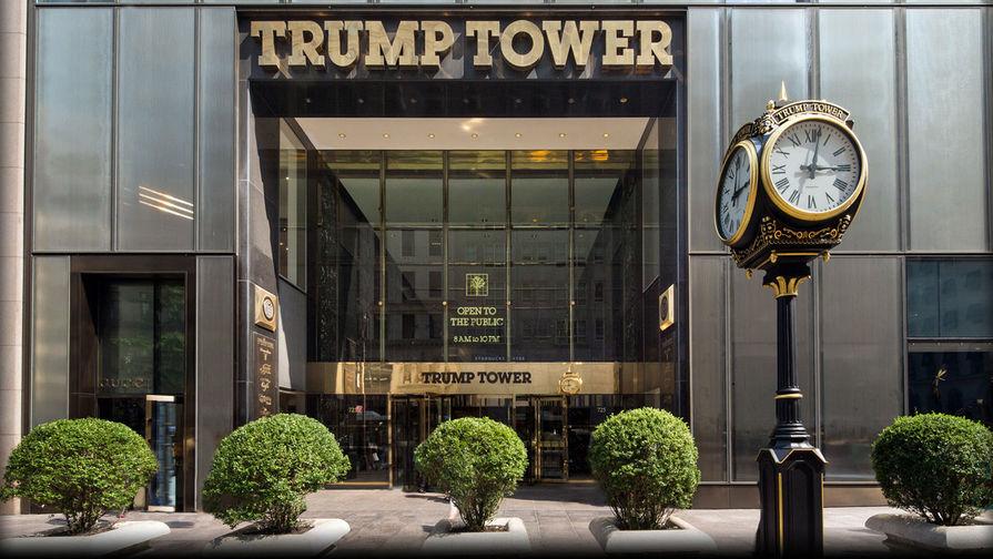 Bloomberg узнало, в какую сумму Трамп оценил название небоскреба в Москве
