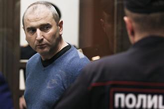 Владимир Аникеев во время оглашения приговора в Московском городском суде, 6 июля 2017 года