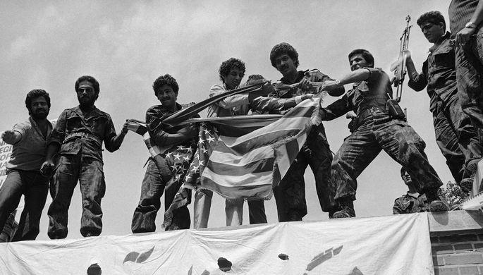 «Смерть Америке»: как иранцы захватили посольство США