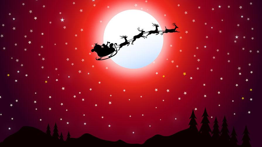 Санта-Клаус рассказал россиянам о летних приключениях