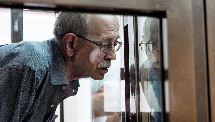 Умер обвиненный в госизмене физик Кудрявцев