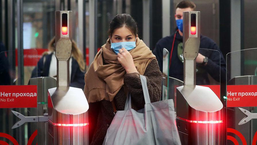 В Москве планируется запуск оплаты проезда в метро с помощью лица